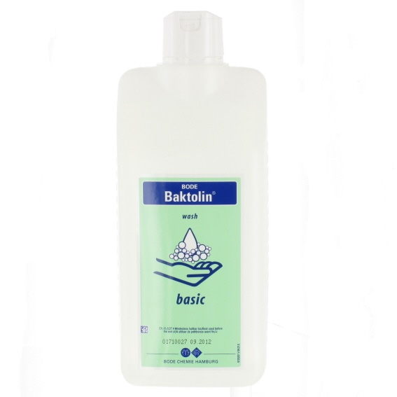 Baktolin basic waslotion 1000 ml.