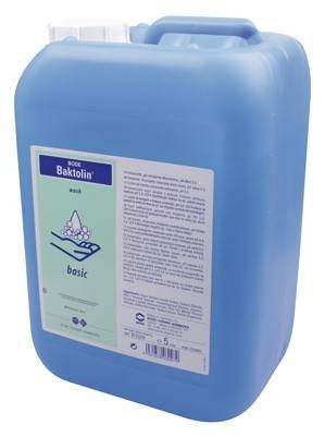 Baktolin basic / pure waslotion 5000 ml.