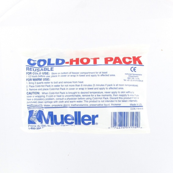 Mueller cold-hotpack reusable 10 x 14 cm.
