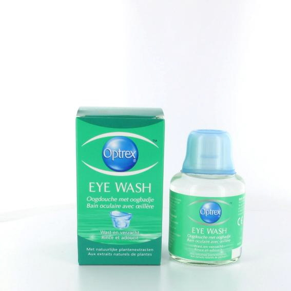 Optrex fresh eye oogdouche 110 ml.
