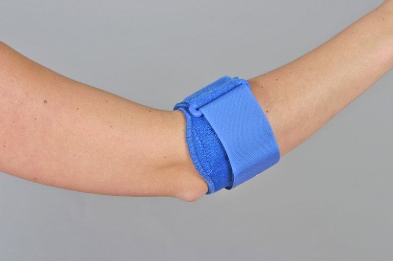 Tennis / golfers elbow wrap lp 751 universeel