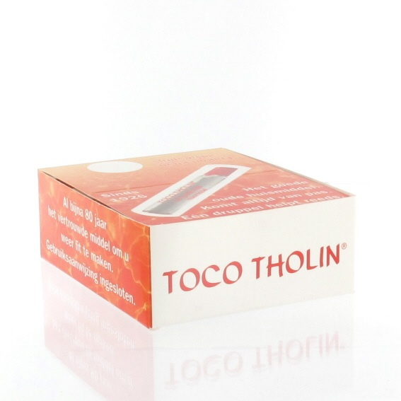 Toco-tholin druppels  3 ml.
