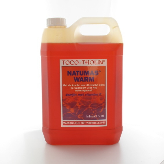 Toco-tholin natumas warm 5000 ml.