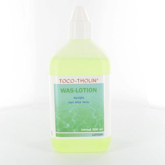 Was lotion   toco tholin 500 ml.