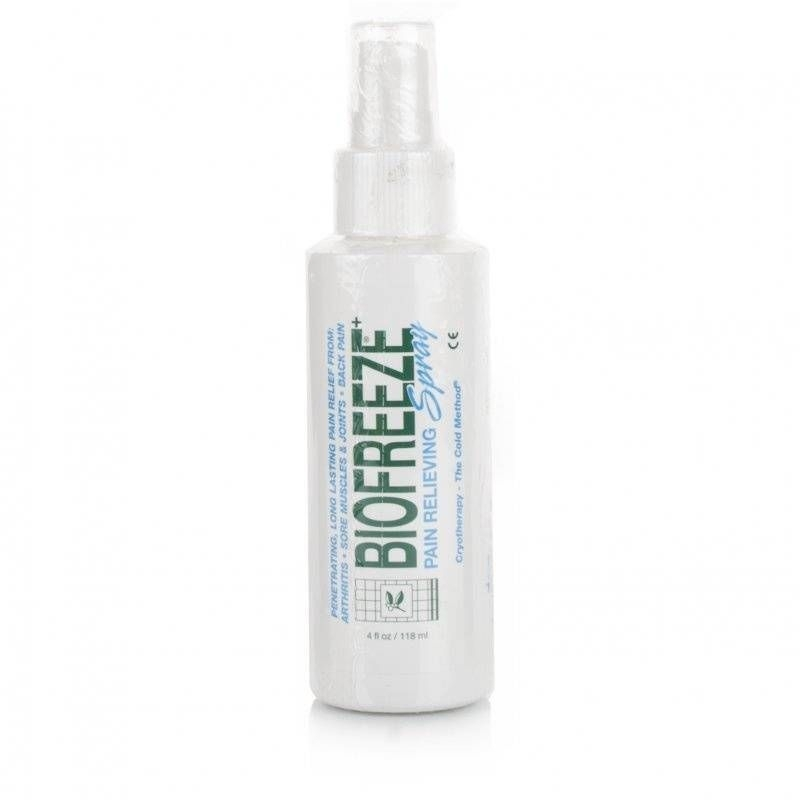Biofreeze coolgelei spray 118 ml.