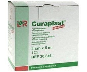 Curaplast sensitive pleister 4 x 500 cm.