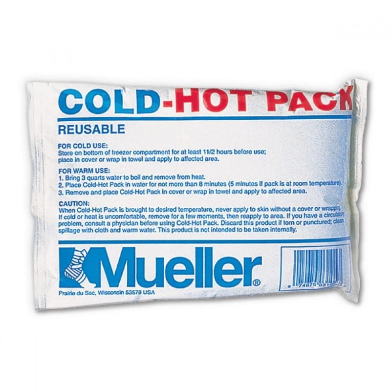 Mueller cold-hotpack reusable 30 x 35 cm.