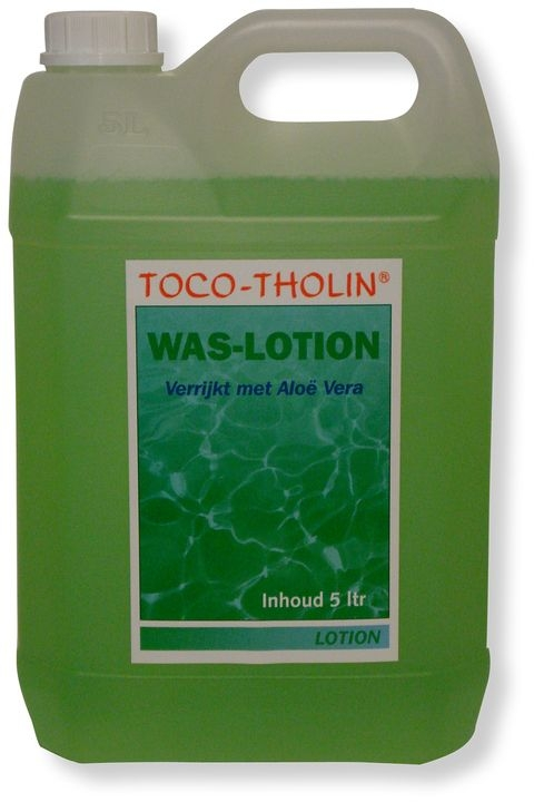 Was lotion   toco tholin 5000 ml.