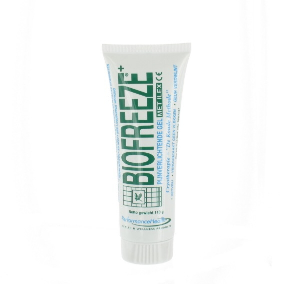 Biofreeze coolgelei tube 110 gr.
